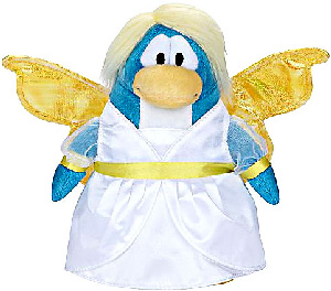 Club Penguin Plush - Snow Fairy[Series 5]