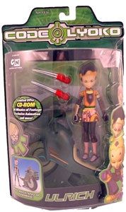 Code Lyoko - Sword Slashing Ulrich