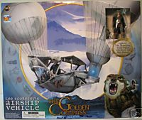 Golden Compass - LEE SCORESBY AIRSHIP Playset