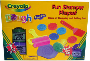 Crayola Dough Fun Stamper