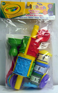 Crayola Dough Cool Gadget Roll and Stamp