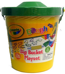 Crayola Dough Big Bucket Playset