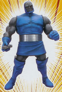 DC Superheroes Yellow - Darkseid