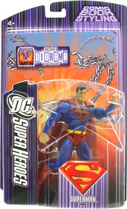 DC Superheroes - Superman Black Emblem