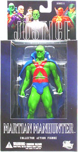 Alex Ross - Martian Manhunter