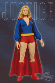 Alex Ross - Supergirl