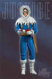 Alex Ross - Captain Cold