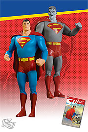 DC Comics	ALL-STAR SUPERMAN ACTION FIGURE COLLECTOR SET