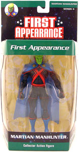 First Appearance - Martian Manhunter