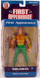 First Appearance - Aquaman