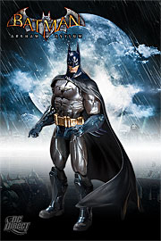 Arkham Asylum - Batman Armored