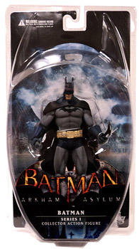 Batman Arkham Asylum Series 1 - Batman
