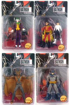Batman and Son Series Set of 4