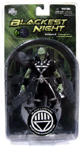 Blackest Night - BLACK LANTERN MARTIAN MANHUNTER