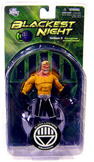 Blackest Night - BLACK LANTERN AQUAMAN