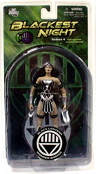 Blackest Night - Black Lantern Wonder Woman