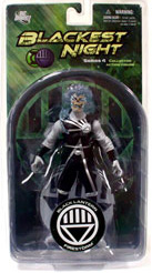 Blackest Night - BLACK LANTERN FIRESTORM
