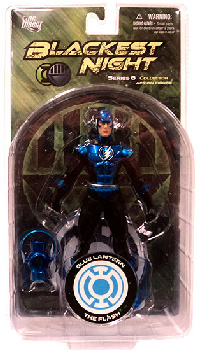 Blackest Night - Blue Lantern Flash