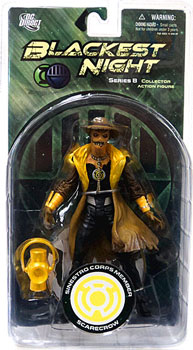 Blackest Night - Sinestro Corps Member Scarecrow