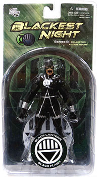 Blackest Night - Black Lantern Black Flash
