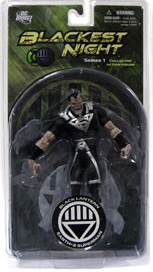 Blackest Night - BLACK LANTERN EARTH-2 SUPERMAN