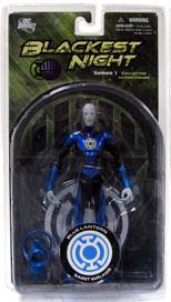 Blackest Night - Blue Lantern Saint Walker