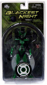 Blackest Night - Alpha Lantern Boodikka