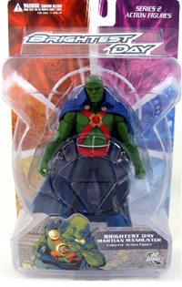 Brightest Day - Martian Manhunter