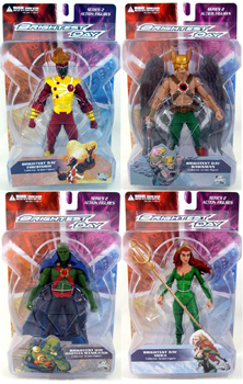 Brightest Day - Series 2 Set of 4