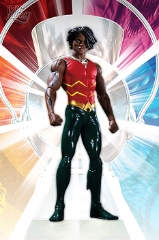 Brightest Day - Aqualad