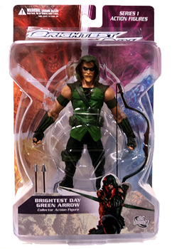 Brightest Day - Green Arrow