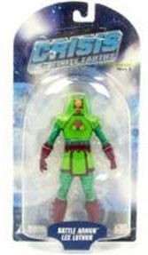 Crisis on Infinite Earths - Battle-Armor Lex Luthor