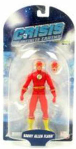 Crisis on Infinite Earths - Barry Allen Flash