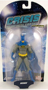 Crisis on Infinite Earths - Batman