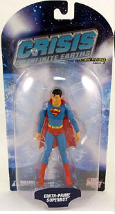 Crisis on Infinite Earths - Superboy Prime