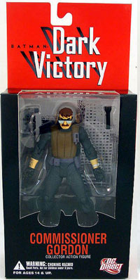Dark Victory: Commissioner Gordon