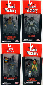 Batman Dark Victory Series 1 Set of 5