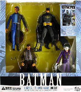 Batman Legends of the Dark Knight Deluxe Box Set