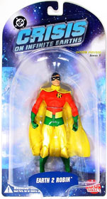 Crisis on Infinite Earth: Earth 2 Robin
