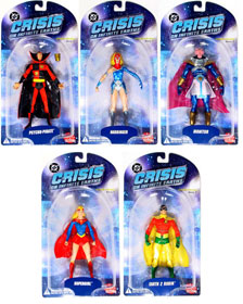 Crisis on Infinite Earth: Series 1 Set