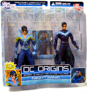 DC Origins - Nightwing 2-Pack