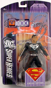 DC Superheroes - Black Suit Superman