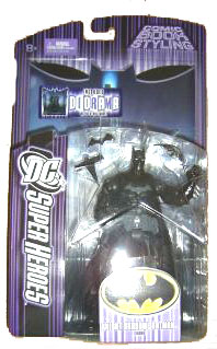 DC Superheroes - Shadow Batman