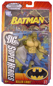 DC Superheroes - Killer Croc