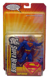 DC Superheroes - Superman Series 2
