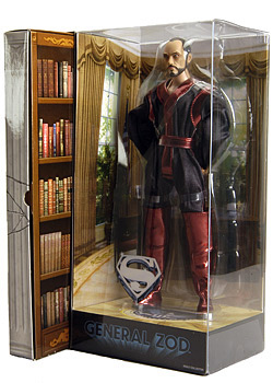 DC Universe Movie Masters 12-Inch Terence Stamp - General Zod