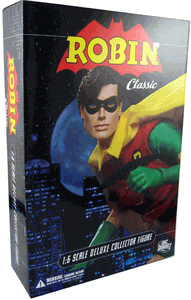 13-Inch Deluxe Collector - Classic Robin