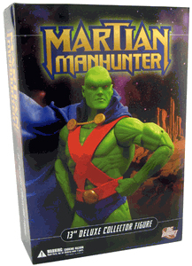 13-Inch Deluxe Collector - Martian Manhunter
