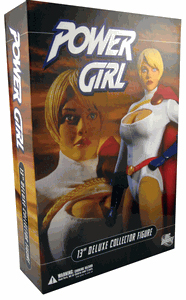 13-Inch Deluxe Collector - Power Girl