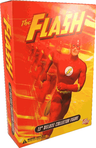 13-Inch Deluxe Collector - The Flash